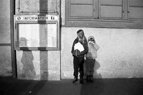 Ulrich Joho: DDR. Warten. Berlin 1985